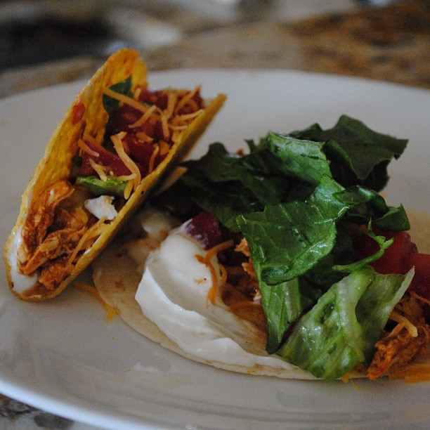 Instagram Food Photos #007 – Tacos