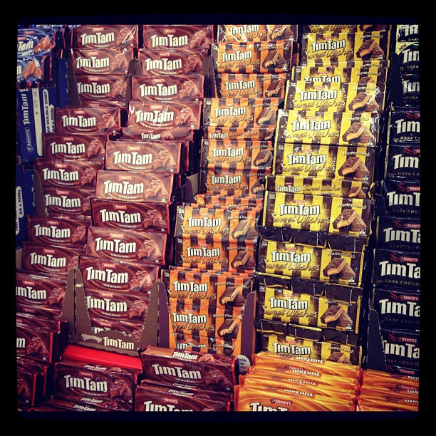 Instagram Food Photos #009 – TimTam