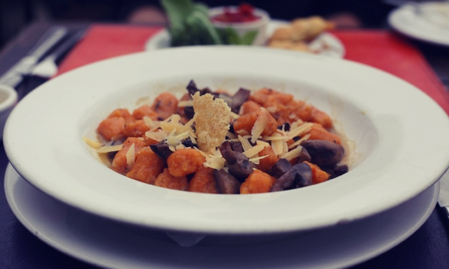 Pumpkin Gnocchi with Mushrooms - Food Photo of the Day - Travel ...