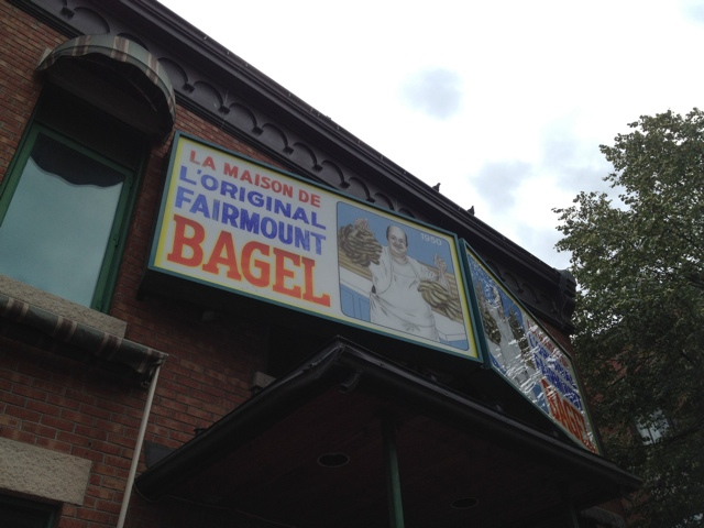 The Famous Bagels of Montreal