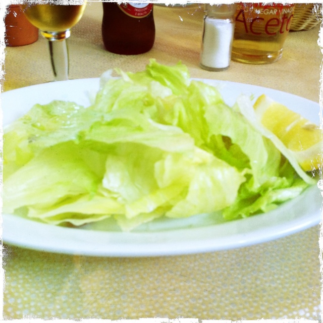 Sad Salad – Daily Food Photo