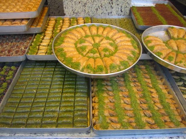 Turkish Baklava – Daily Food Photo