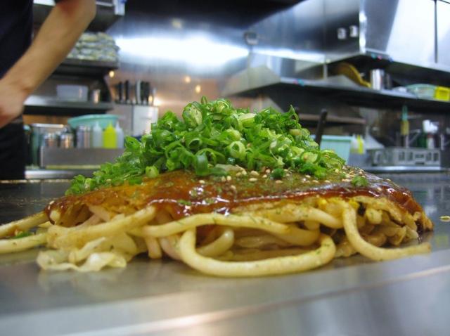 Okonomiyaki – Daily Food Photo