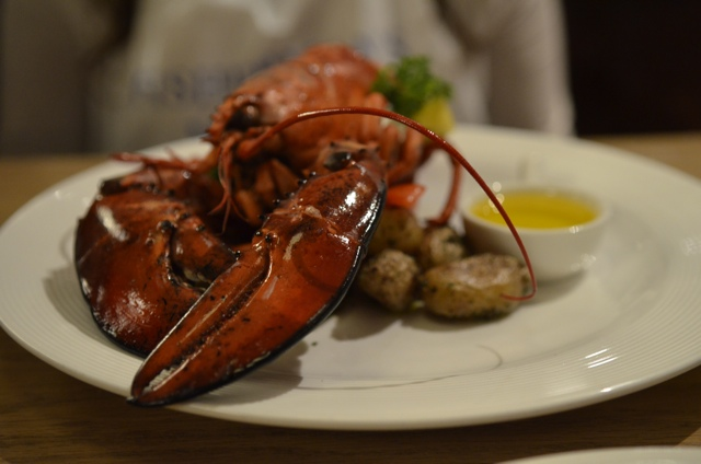 Lobster Dinner – Daily Food Photo