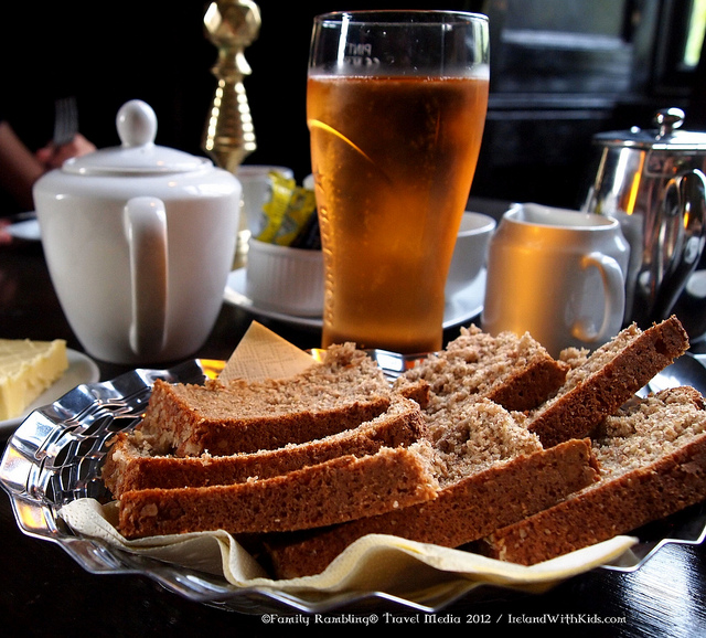 Irish Brown Bread and Bulmers – Daily Food Photo