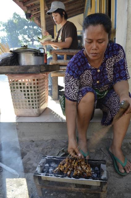 Indonesian Chicken Satay – Daily Food Photo