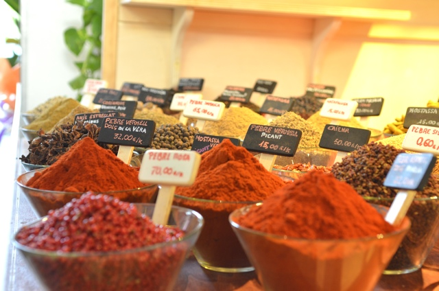 Spices in Spain – Daily Food Photo